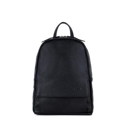 Небольшой женский городской рюкзак Грифон черного цвета, артикул 15С541