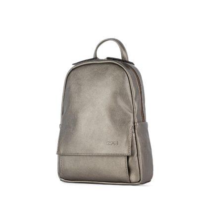 Небольшой женский городской рюкзак Грифон бронзового цвета, артикул 15С541