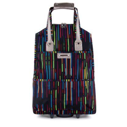 Сумка багажная Грифон с полосами многоцветная, артикул 1216