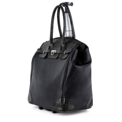 Сумка багажная Грифон черного цвета, артикул 667