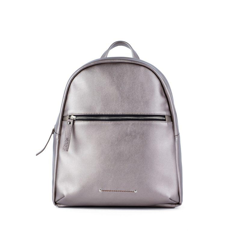 Небольшой женский городской рюкзак Грифон бронзового цвета, артикул 656