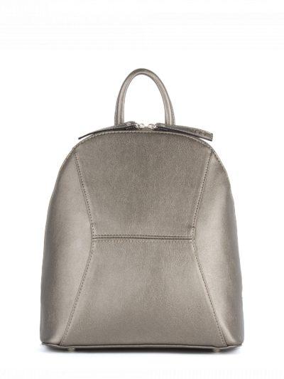 Небольшой женский городской рюкзак Грифон бронзового цвета, артикул 648